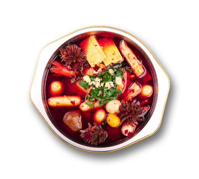 Shooloongkan Hot Pot Dishes